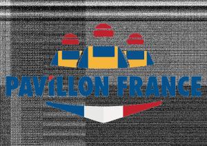 Logo pavillon de france mareyage Hennequin Vendée (Les Sables d'Olonne)